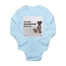 A Family For You Long Sleeve Infant Body Suit