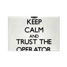 Keep Calm and Trust the Operator Magnets