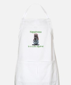 Squirrel Happiness Apron