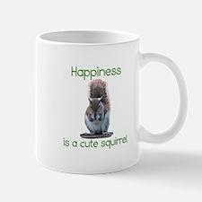 Squirrel Happiness Mug