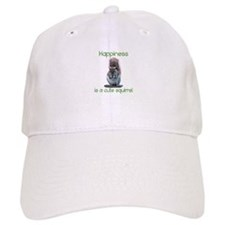 Squirrel Happiness Baseball Cap