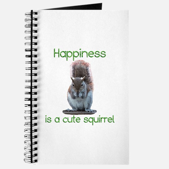 Squirrel Happiness Journal