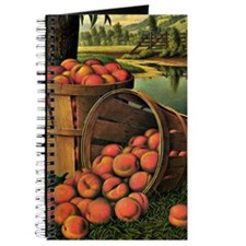 Basket of Peaches - Levi Wells Prentice Journal