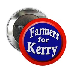 Farmers for Kerry Button (10 pack)