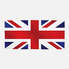 Union Jack UK Flag Beach Towel