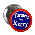 Farmers for Kerry Button