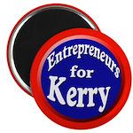 Entrepreneurs for Kerry Magnet (100 pack)