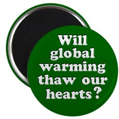 Global Warming Thaw Magnet (100 pack)
