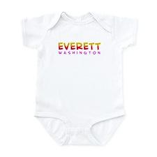 Everett WA Onesie