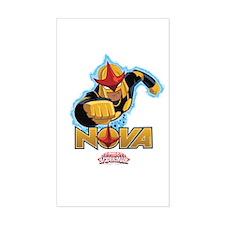Nova Design 3 Decal