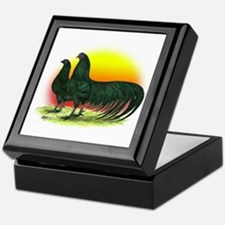 Sumatra Game Fowl Keepsake Box