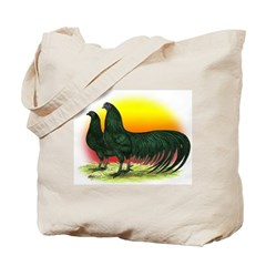 Sumatra Game Fowl Tote Bag