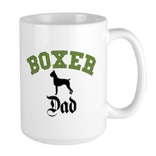 Boxer Dad 3 Mugs