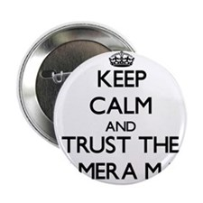 """Keep Calm and Trust the Camera Man 2.25"""" Button"""