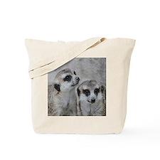 adorable meerkats 02 Tote Bag