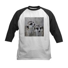 adorable meerkats 02 Baseball Jersey
