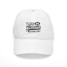 90th Birthday Baseball Cap