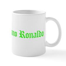 Mrs. Christiano Ronaldo  Small Mugs