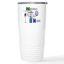 Cute Neurology nurse Travel Mug