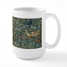 William Morris Greenery Mugs