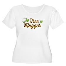 Cute Tree Hug T-Shirt