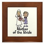 Mother of the Bride Framed Tile