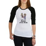 Mother of the Bride Jr. Raglan