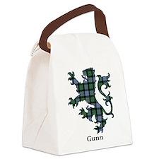 Lion - Gunn Canvas Lunch Bag