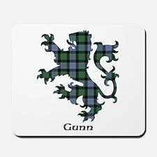 Lion - Gunn Mousepad