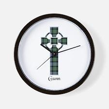 Cross - Gunn Wall Clock