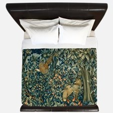 William Morris Greenery King Duvet