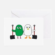 We Are A Team! Greeting Cards