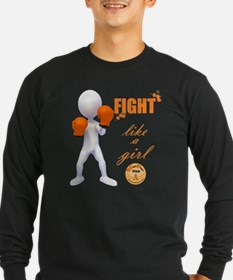 Fight MS Like a Girl by m T