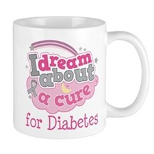 DIABETES Cure Small Mugs