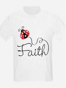 Ladybug Faith T-Shirt