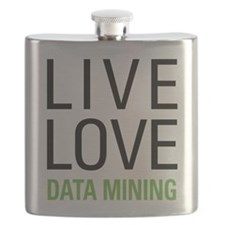 Live Love Data Mining Flask