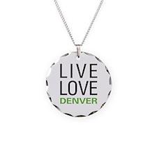 Live Love Denver Necklace