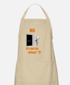 MS - not for wimps by marbles4ms Apron