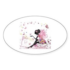 Fly Away Beauty Decal