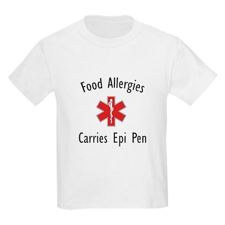 Carries Epi Pen Kids Light T-Shirt