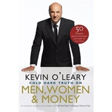 Cold Hard Truth On Men, Women, & Money [Hardcover]
