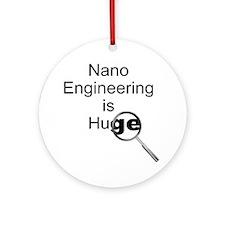 Nano Engineering Ornament (Round)