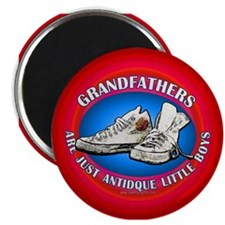 Grandfathers... Magnet
