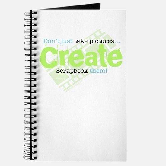 Create - Green Journal