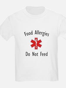 Do Not Feed/Epi Pen T-Shirt