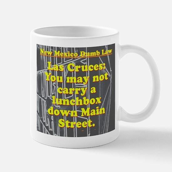 New Mexico Dumb Law #3 Mugs