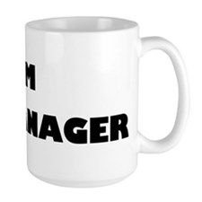 Im Mr. Manager Mugs