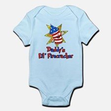 Daddys Little Firecracker Body Suit