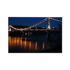 Maysville Ky Bridge Rectangle Magnet