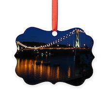 Maysville Ky Bridge Ornament